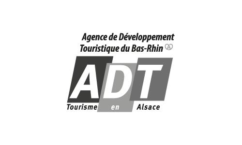 Logo ADT reference client de l'agence C'est qui Maurice ?